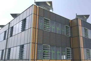 energetische Sanierung, Michelberg Gymnasium, Geislingen a. d. Steige